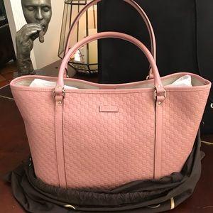 Gucci Guccisima tote new/ original tags & receipt